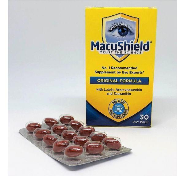 MacuShield Capsule 30's