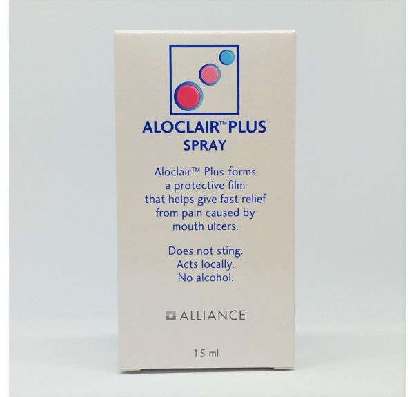 Aloclair™ Plus Spray