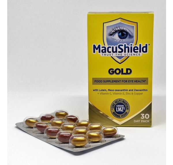 MacuShield Gold Capsule 90's